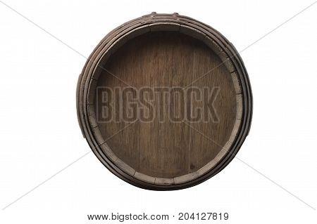 Background of barrel wood, background, wine, bordeaux wineyard