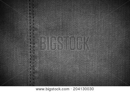 Gray Cloth Texture