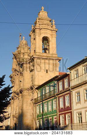 Igreja Dos Congregados Church, Avenida Central, Braga, Minho Region, Portugal