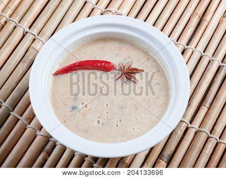 Spicey Duck Noodle Soup