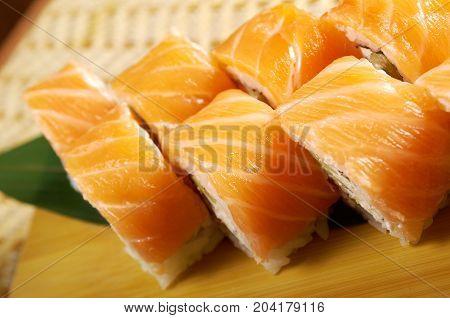 Philadelphia Classic. Japanese Sushi