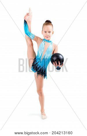 Gymnastics Ball .