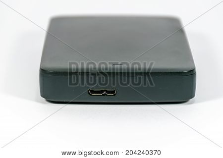 External Hard Drive With Usb 3.0 Connector