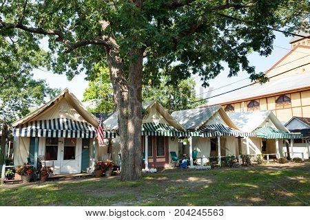 Ocean Grove Tent Community