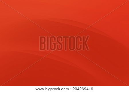 Abstract hard red color curve modern background