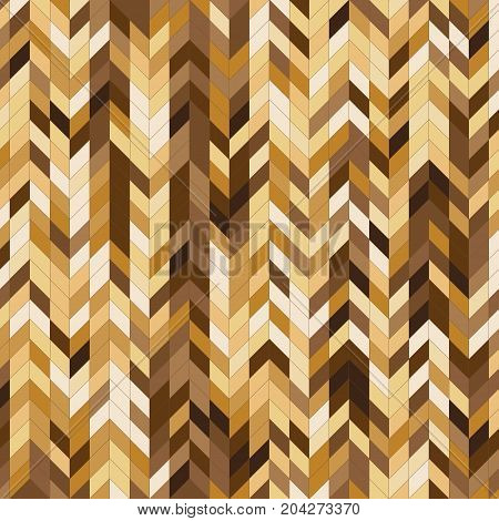 Abstract gold color stripe pattern background stock vector