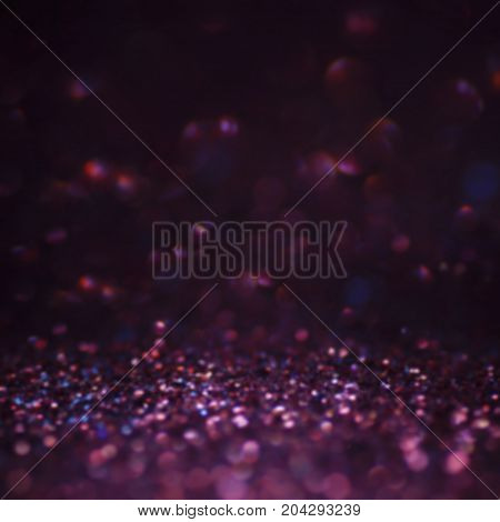 soft focus of purple and gray background texture and abstract floor for christmas and new year - can be used for display or montage your products (or foods)