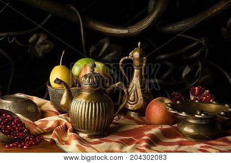 Oriental Fruit
