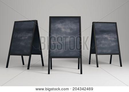 Clean Chalk Menu Boards