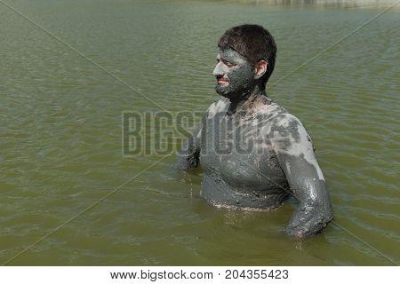 Spa Salt Lake Mud Man Water Resort