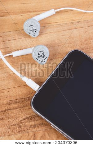 Mobile Phone, Smartphone With Headphones