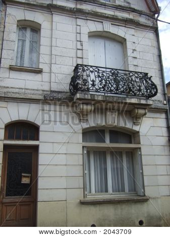 Large French House