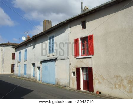 Small French House