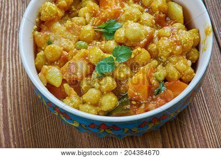 Vegetable Tarkari
