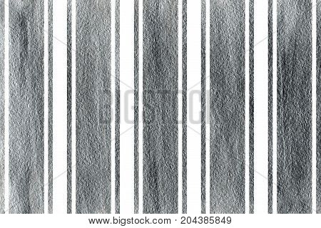 Silver Striped Background.
