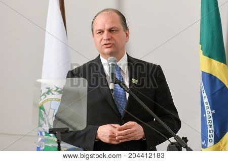 Ministers Of Health, Ricardo Barros