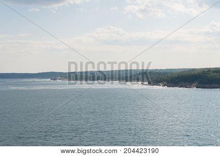 McNabs Island off Halifax Nova Scotia Canada