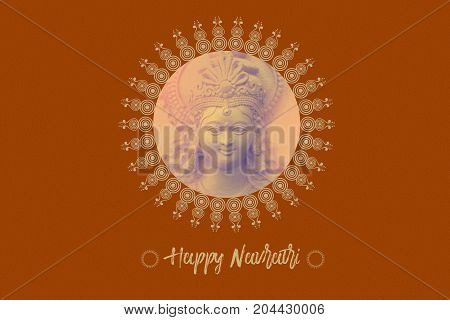 Navratri festival india , Durga maa ,