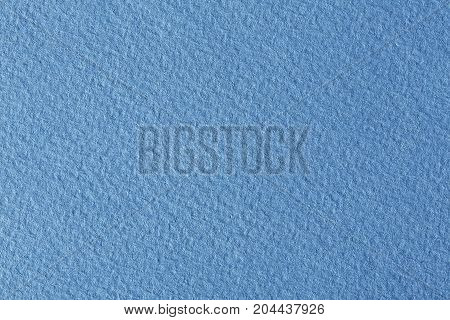 Blue paper texture. Background. High resolution photo