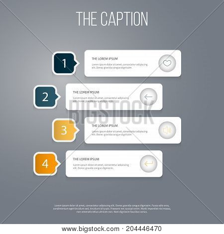 Outline Marketing Set Of Button, Sound, Direction And Other Vector Objects