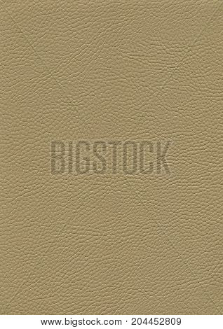 a full frame abstract brown leather background