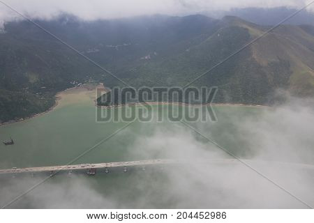 The Hong Kong Boundary Crossing Facilities