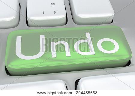 Undo - Control Concept