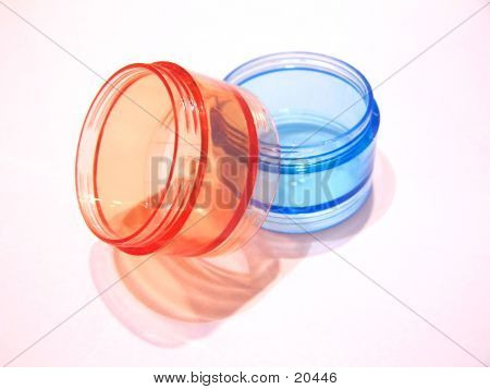 Two Pill Caddies