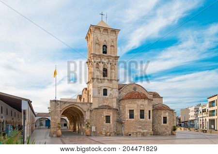 Greek Orthodox Church of Saint Lazarus, Larnaca, Cyprus