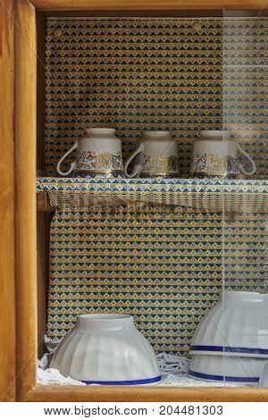 Trinkets In The Old Kitchen
