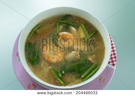Tom Yam Kung ,Thai cuisine, thai food
