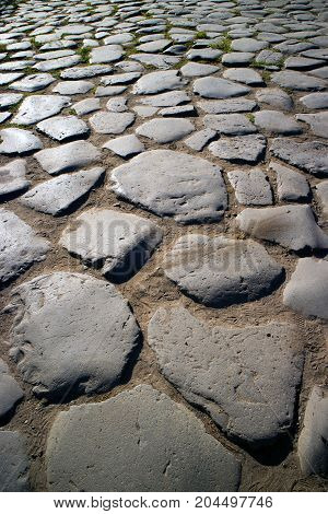 Ancient Road Of Stones
