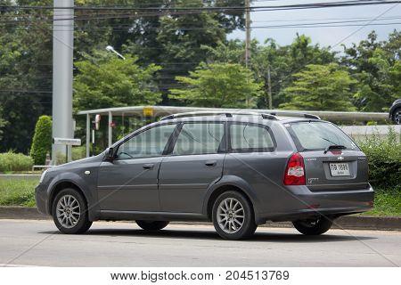 Private Mpv Car, Chevrolet Optra.