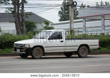 Private Old Pickup Car, Toyota Hilux Mighty X
