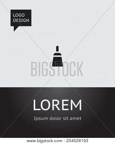 Vector Illustration Of Instrument Symbol On Putty Knife Icon