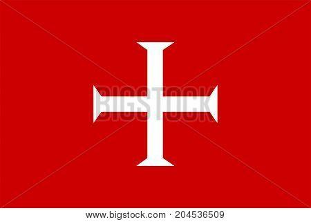 malta order hospitaller knights white cross symbol