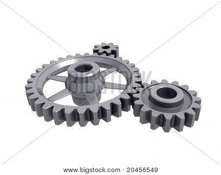 Cogwheels 10