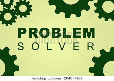 Problem Solver Concept