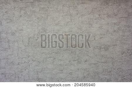 Crumpled paper background vignette. texture of crumpled bronze paper.