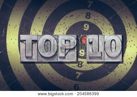 Top 10 Target
