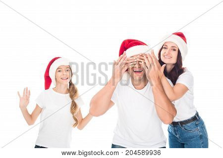 Making Surprise On Christmas