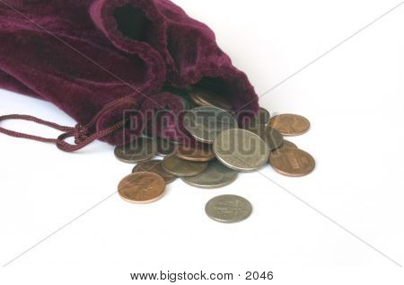 Bags Of Coins