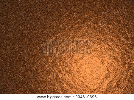 Abstract background from dark and shiny metal surface