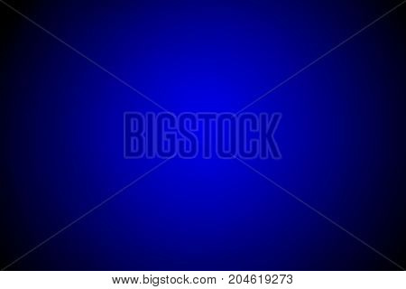 The Beautiful Of  Blurred  Blue And Glow Light Background