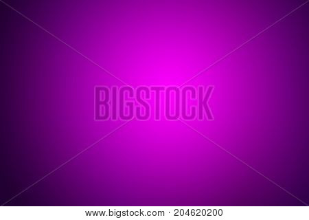 The Beautiful Of  Blurred  Purple And Pink Glow Light Background
