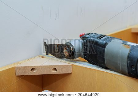 Oscillating Multi-function Power Tool