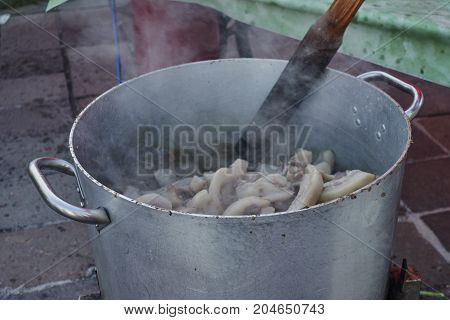 Cooking Pork Crackling Recipe