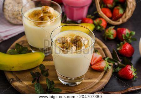 Banana Puddink Photo