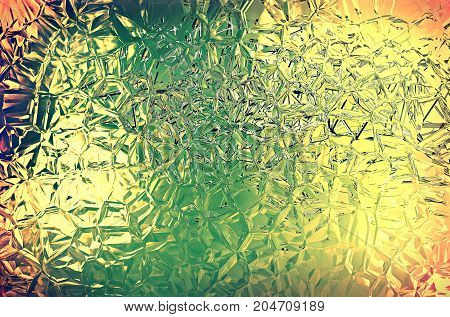 Multicolored Futuristic Background.Mosaic pattern suitable as abstract background.Digitally generated image.