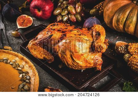 Thanksgiving Day Food